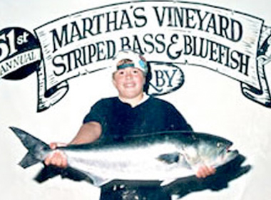 Martha's Vineyard Fishing Derby